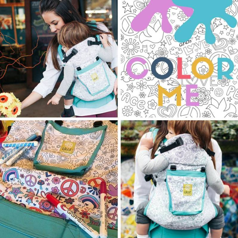 Lillebaby Color Me