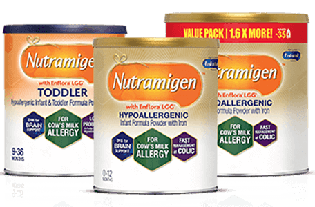 Image result for nutramigen family